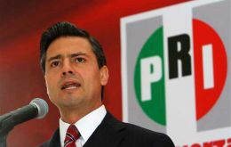The 45 year old State of Mexico former governor could also mean the return of PRI which ruled the country until 2000