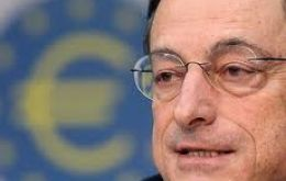 "Draghi said the Eurosystem will ""continue to supply liquidity to solvent banks where needed."""