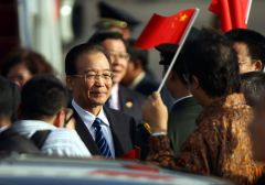 Wen Jiabao also plans to meet other world leaders at Rio+20