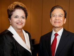 Dilma Rousseff and Wen Jiabao also agreed to cooperation in other fields