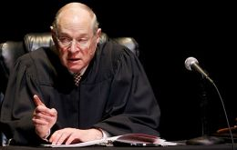 Justice Kennedy wrote for the majority, a state may not pursue policies that undermine federal law (Photo: AP)