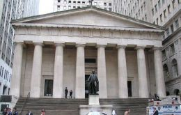 The disputed deposits have been at the US Federal Reserve Bank in New York since 2006