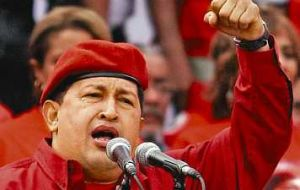 Chavez, a winning card but the only card for the Bolivarian regime