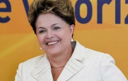 President Rousseff has promoted the policy of stimulating borrowing to stoke the economy