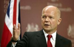 "Foreign Secretary Hague: ""we want OT to be vibrant, flourishing communities that proudly retain British identity"""