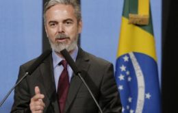 Brazilian Foreign Minister Patriota was the spokesperson for the group