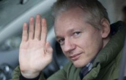 Julian Assange fears he could end in the US