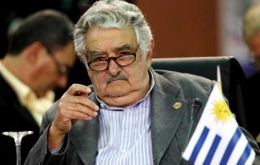 "Mujica proposes a system of ""partial windows"" to promote bilateral trade (Photo: EFE)"