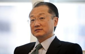 The Korean/US citizen Jim Yong Kim is a physician by training