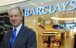 Marcus Agius resigned as chairman of Barclays' and as chairman from the British Bankers Association