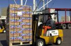 Hake and squid remain the main export items, and Spain the main client (Photo: Nuestromar.com)