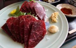 Whale meat is a popular dish in many Korean coastal areas