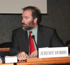 Jeremy Hobbs is executive director of Oxfam International
