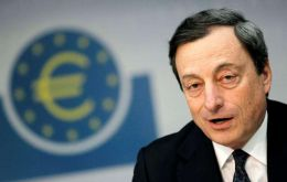 Dragui says the bank had further artillery to help the EU economy