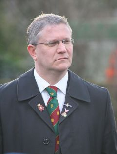 Tory MP Andrew Rosindell a strong supporter of the Falklands presented the motion