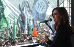 The Argentine president also announced that August 21 will be a very special celebration
