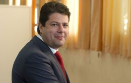Chief minister Picardo said Gibraltar continues to supports the trilateral process