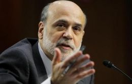 Deflation more of a risk than inflation Bernanke tells the US Senate
