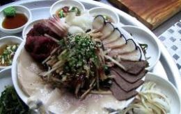 As in Japan whale meat is also a delicacy in some parts of Korea