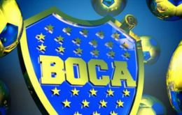 Boca Juniors probably the most popular team of Argentina