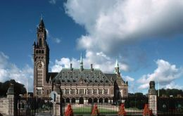 The International Court in The Hague