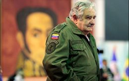 Forget Chavez, time takes care of regimes and leaders, said Mujica