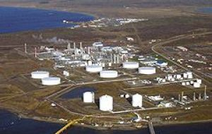 Argentina failed to supply the promised gas to the huge Methanex complex in Punta Arenas