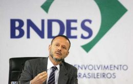 BNDES President Luciano Coutinho expects to lend 150bn Reais in 2012