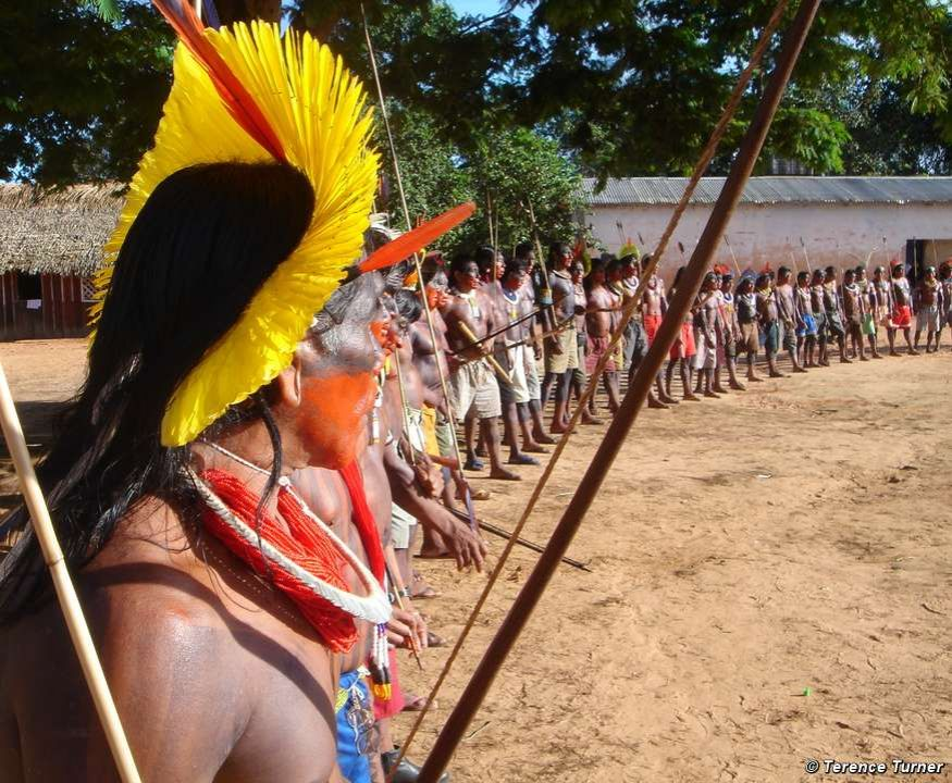 Indigenous peoples complain of government broken promises  Photo  T    Xingu Tribes