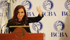 Banks never made so much money as with my government, said CFK