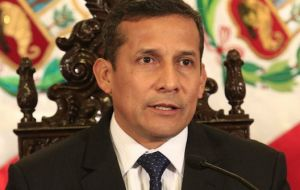 Peru under President Humala and boosted by mining and energy will outperform other members of South America
