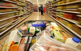 Food inflation in the overall inflation index was up from 32% in December to 38% in June