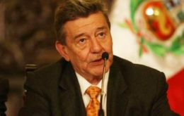 Peruvian Foreign minister said the three sides will meet in Lima on Friday