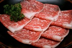 Marbled beef has strong demand in Japan, US and China