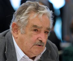 President Mujica, the drugs war has been a failure