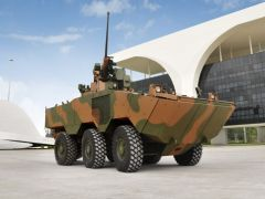 The order is for 86 VBTP Guaraní developed by the Army and Iveco