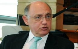Timerman wants Uruguayan ambassador to declare before Argentine courts on two different accounts