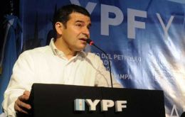 Galuccio confident he can turn around the declining production and refining of YPF