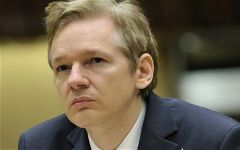WikiLeaks founder has created a major diplomatic rift between Ecuador and UK