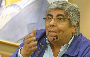 Union leader Moyano will also announce his estimates this week in the range of 25% to 28%.
