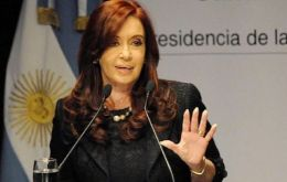 Cristina Fernandez had admitted she is a chronic hypo-tense