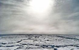 Arctic summer could become ice-free as soon as 2015/2016