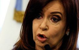 """There are mafias everywhere and we need to fight them all"", said the Argentine president"