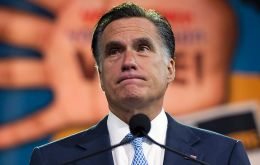 Romney disputing news channels' prime time with Isaac