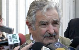 The collapse of Pluna and internal fighting have impacted on Mujica's performance