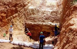 The promising Independencia mine has not been without incidents