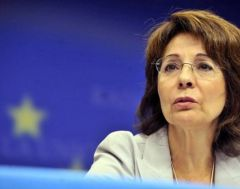 Maria Damanaki, European Commissioner for Maritime Affairs and Fisheries, powerless