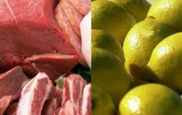 The sixty days for beef are already ticking and on Monday begins for lemons