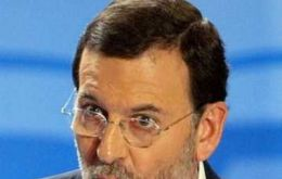 """Only if it is good for Europe, the Euro and Spain, and if not, not"", said Rajoy"