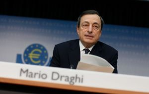 Italy and Spain relieved after ECB president Mario Dragui words